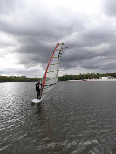 Windsurfen 1